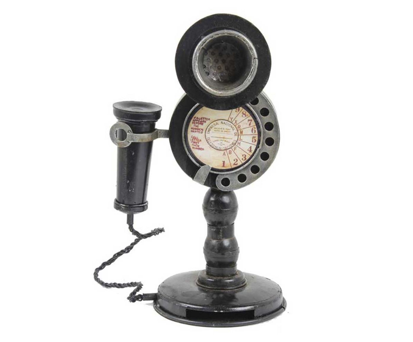 Miniatura Telefone Disk   Westwing.com.br