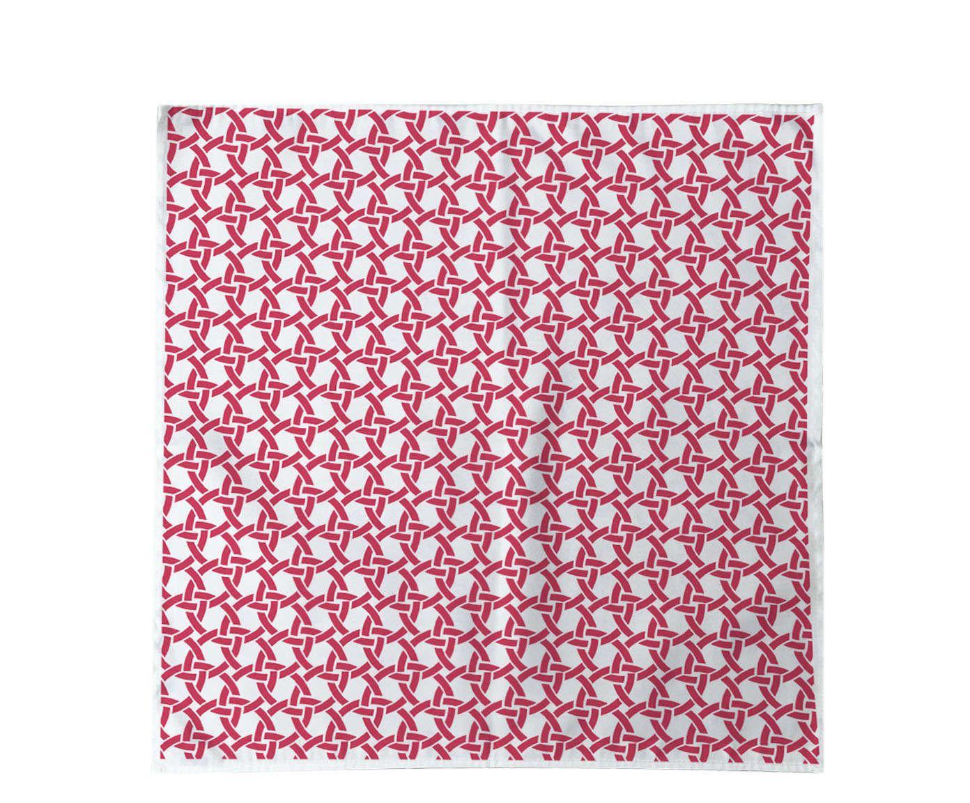 Guardanapo Palha Vermelho - 45x45cm | Westwing.com.br