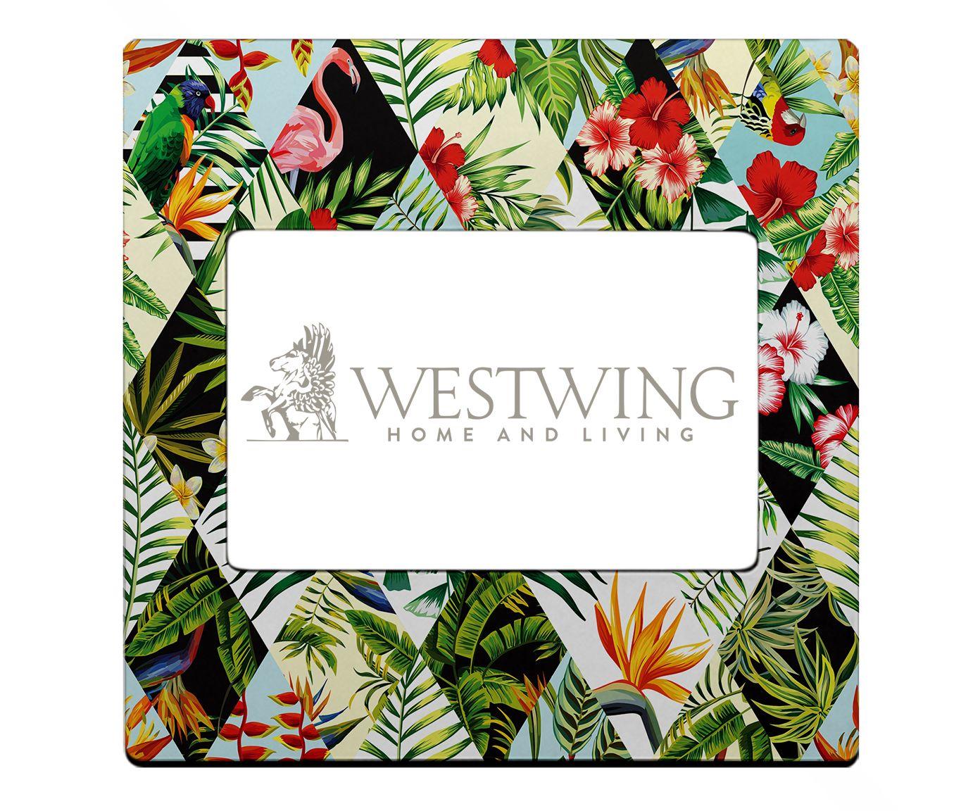 Porta-Retratos Anne - para Fotos 10x15cm | Westwing.com.br