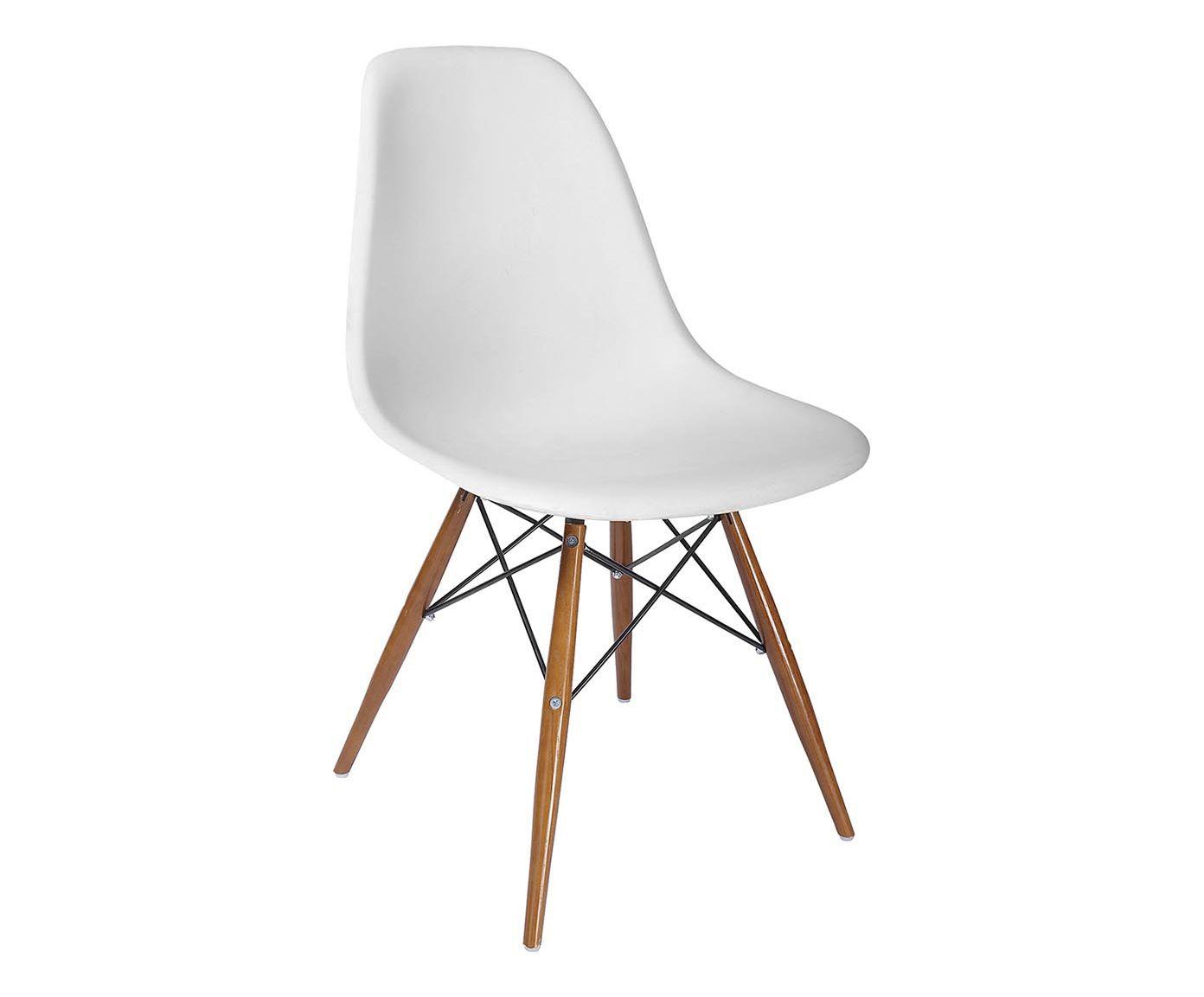 Cadeira paris wood branca - 51,3x82cm | Westwing.com.br
