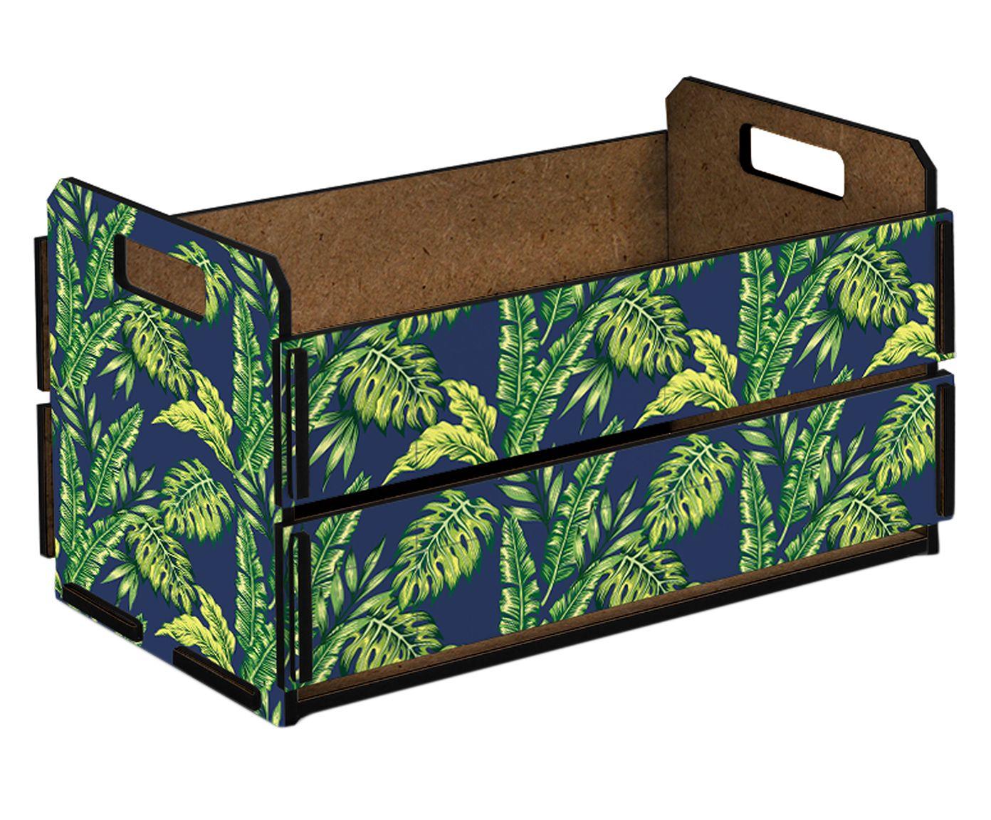 Caixote Organizador Taís - 38x21cm   Westwing.com.br