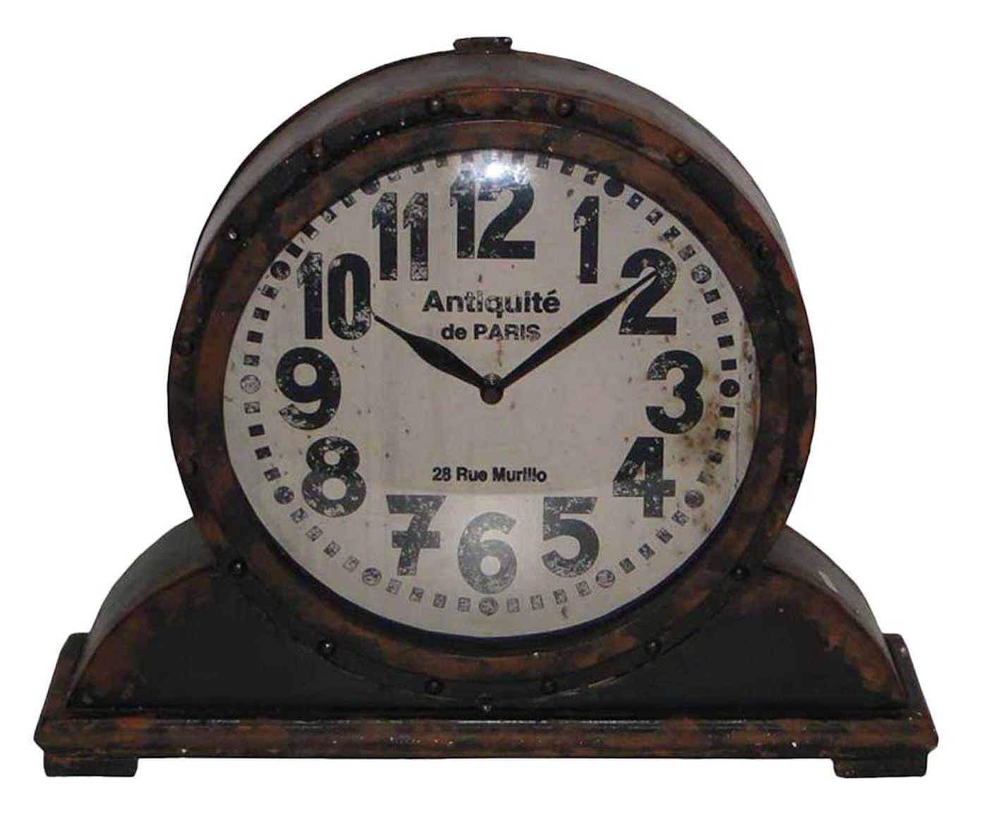 Relógio de Mesa Antiquite   Westwing.com.br