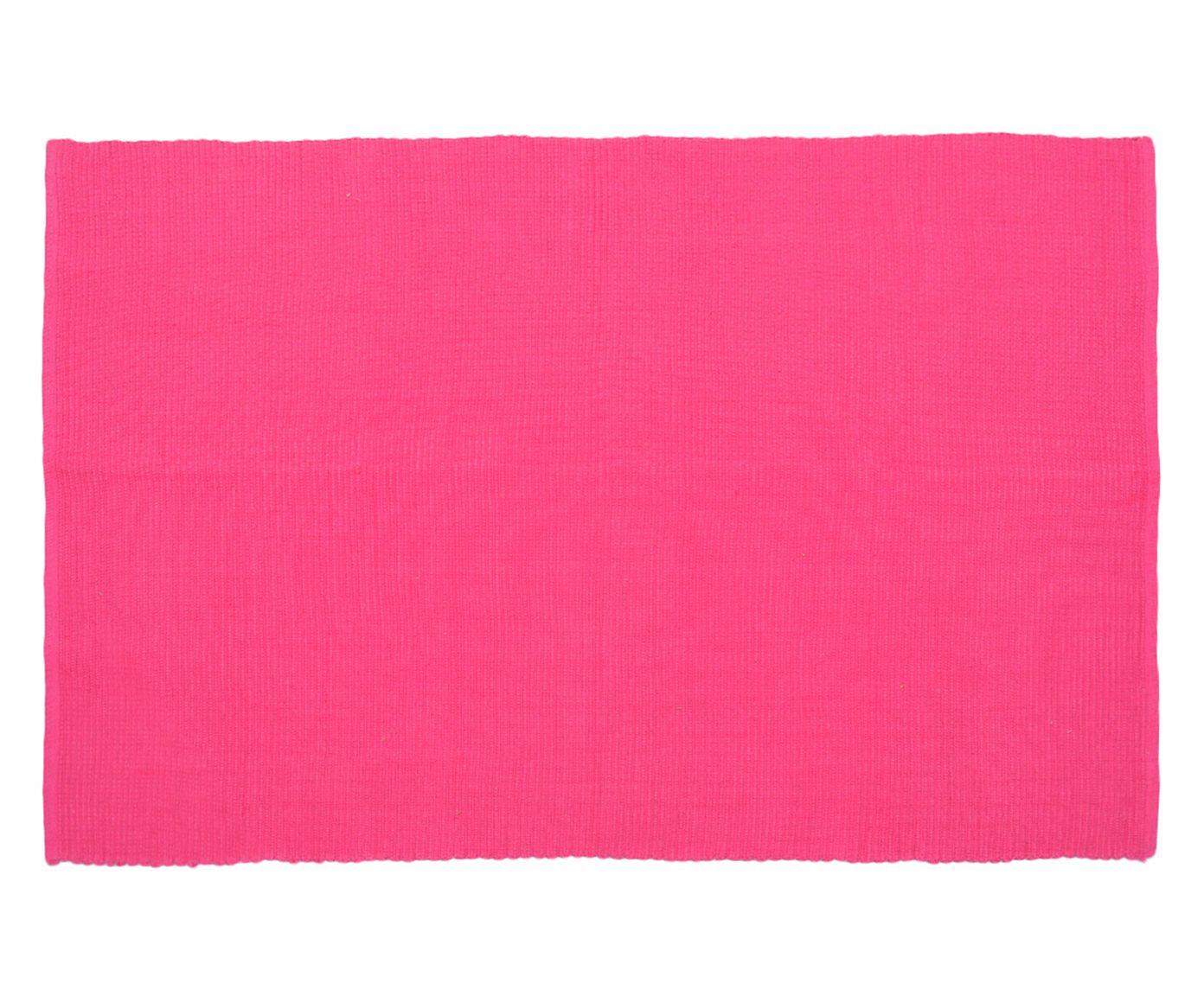 Tapete Indiano Mahavidya Rosa - 120x180cm | Westwing.com.br
