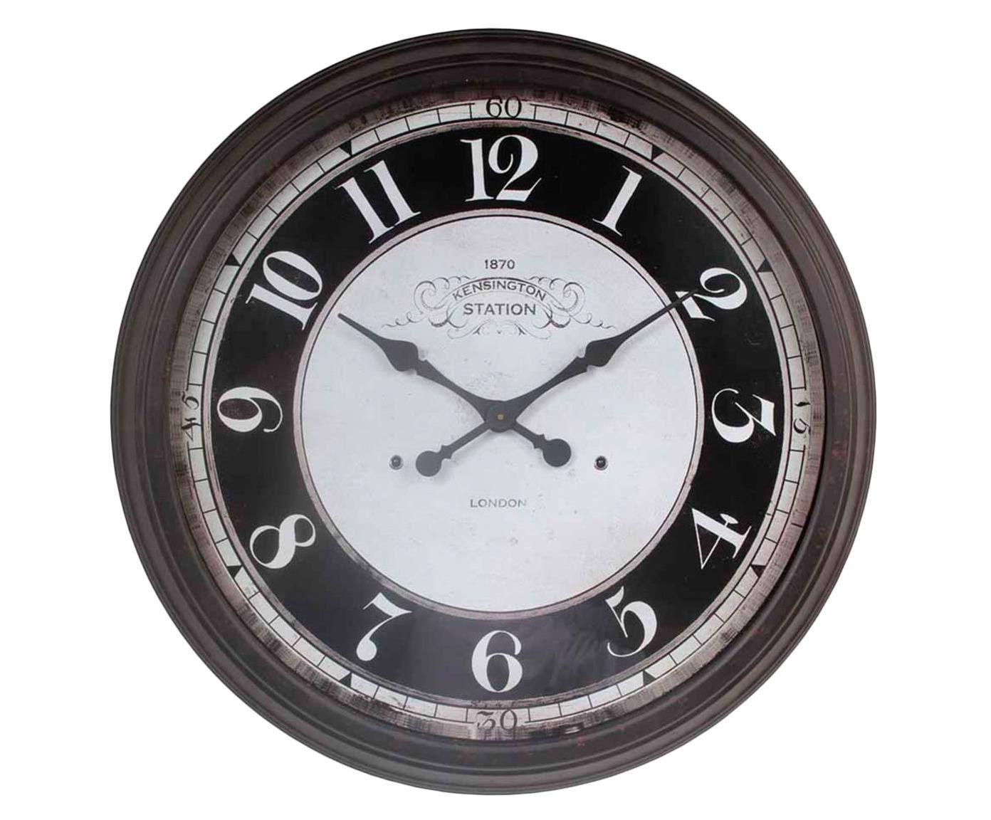 Relógio de Parede Kensington   Westwing.com.br