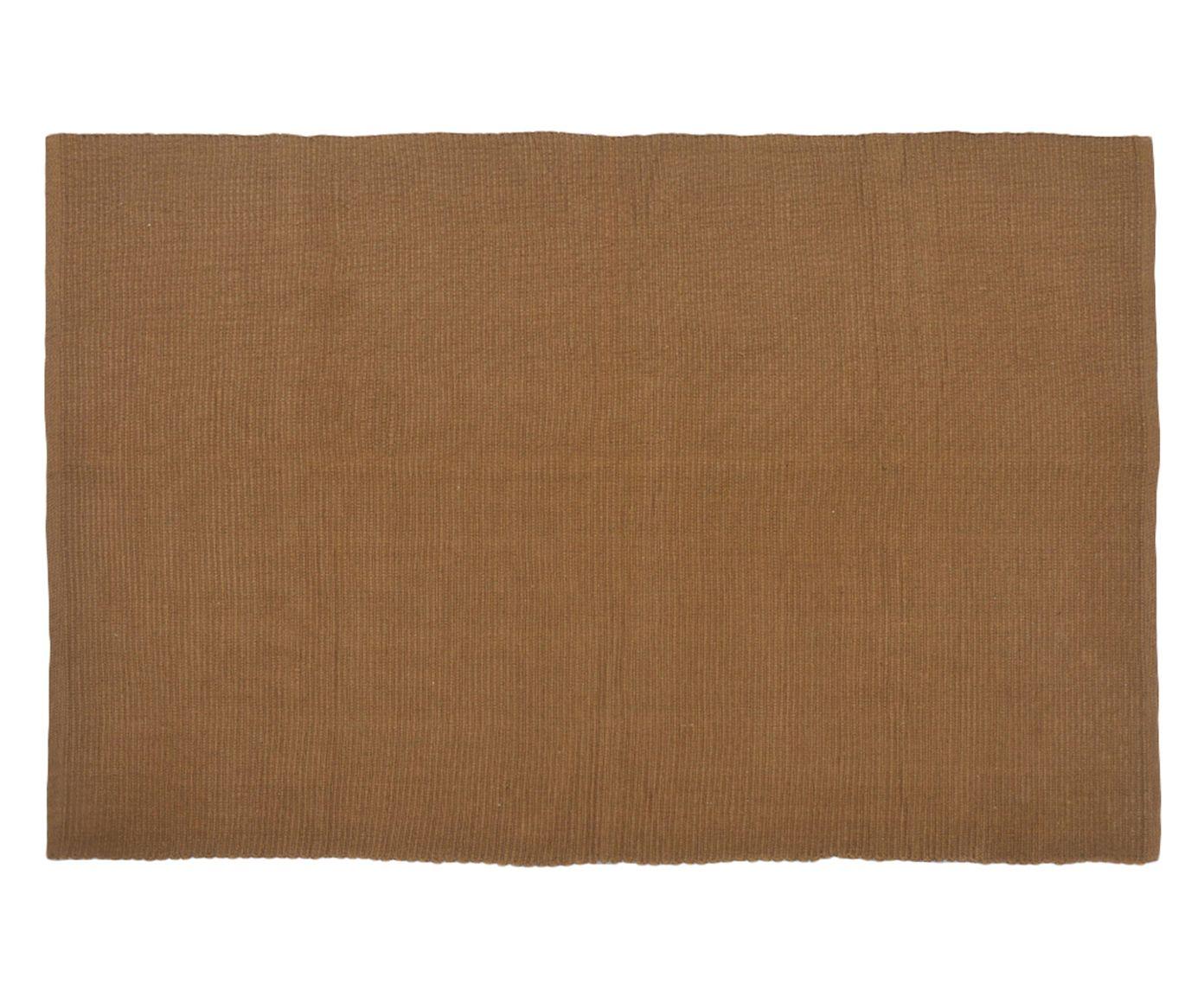 Tapete Indiano Mahavidya Marrom - 120x180cm   Westwing.com.br