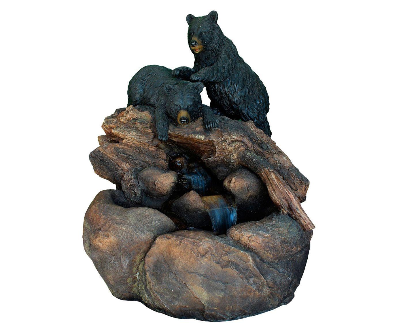 Fonte de Água Family Bears   Westwing.com.br