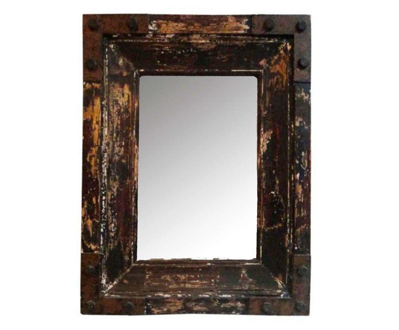 Espelho Rustic - 72x92cm   Westwing.com.br