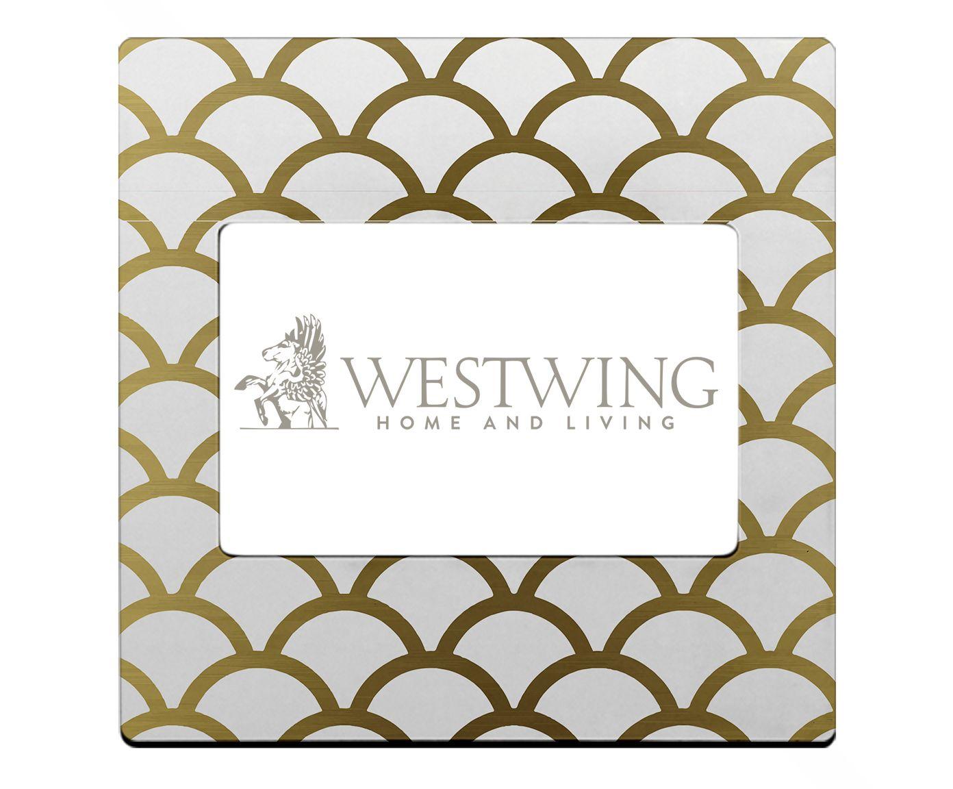 Porta-Retratos Anete - para Fotos 10x15cm | Westwing.com.br