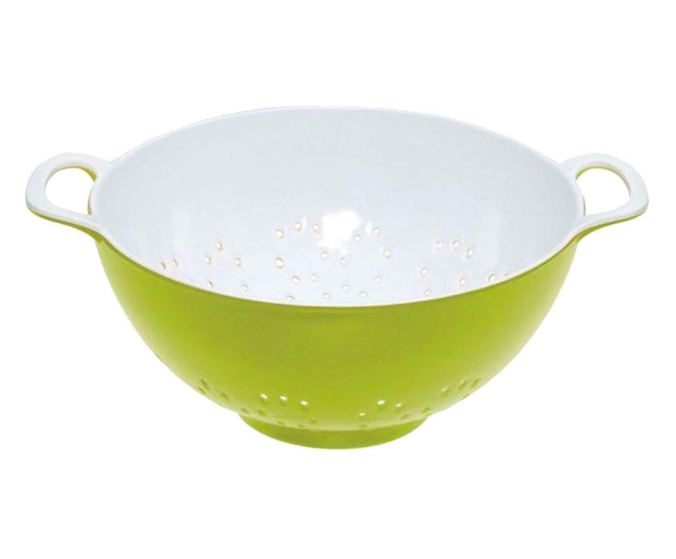 Escorredor Colour Works - Verde | Westwing.com.br