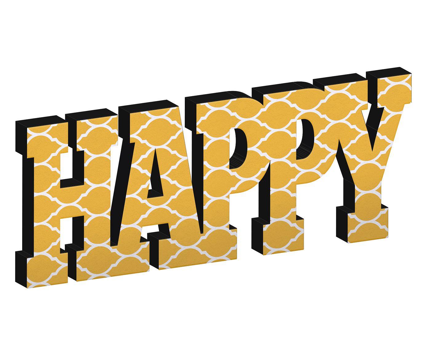 Adorno Happy | Westwing.com.br