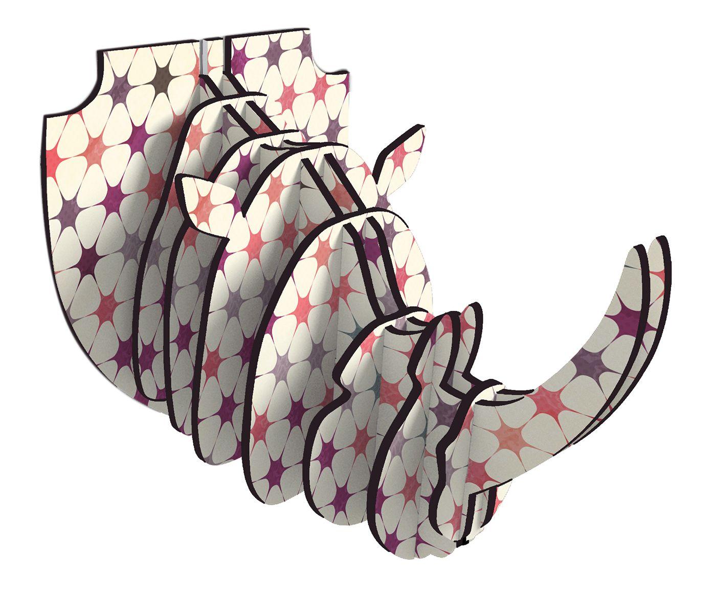Adorno de Parede Rhino Ivy | Westwing.com.br