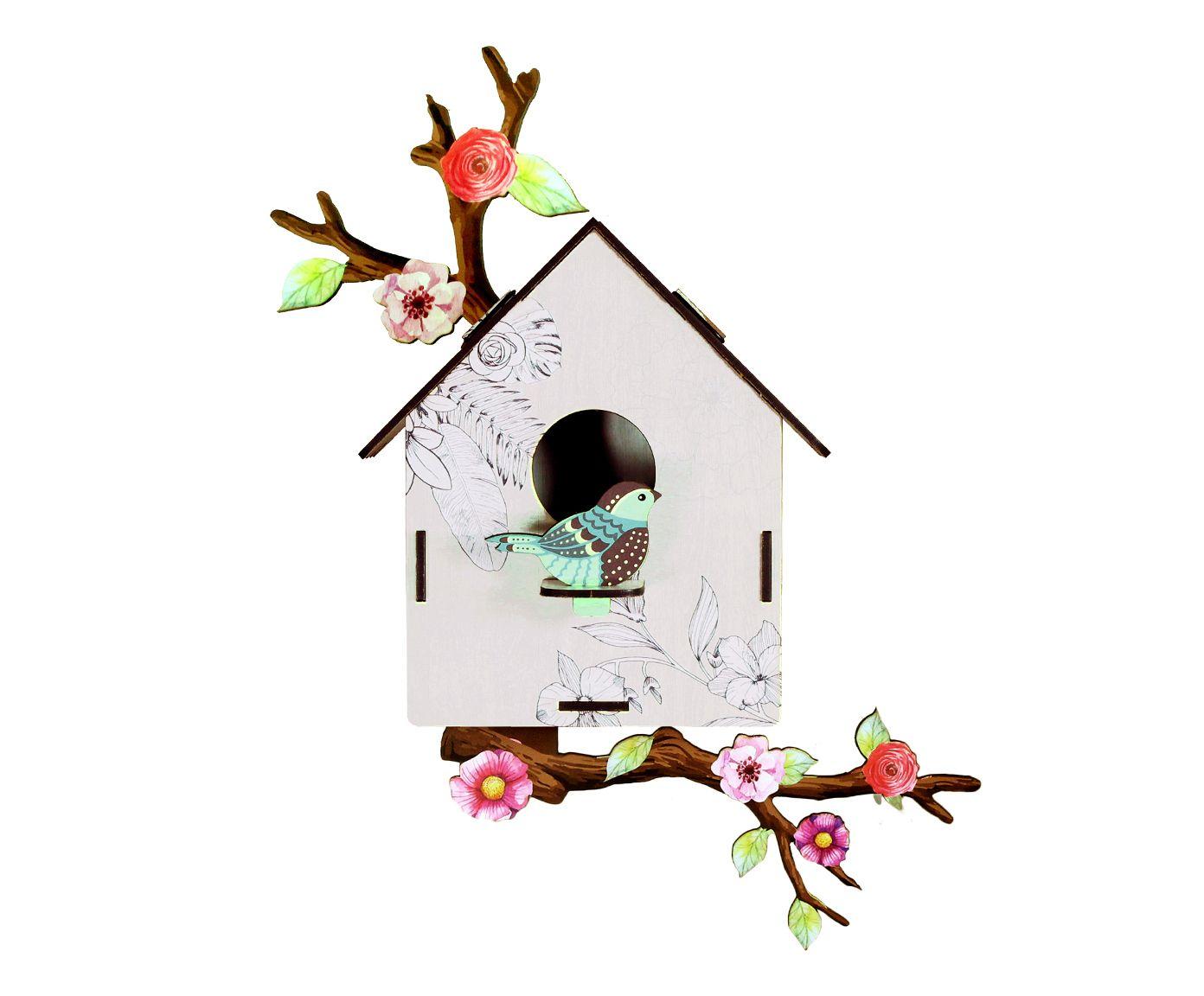 Adorno Casa de Passarinho Aaron | Westwing.com.br