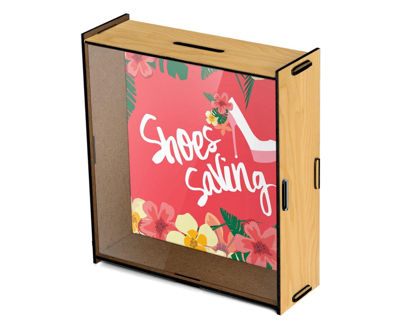 Cofre Diane - 20x20cm   Westwing.com.br