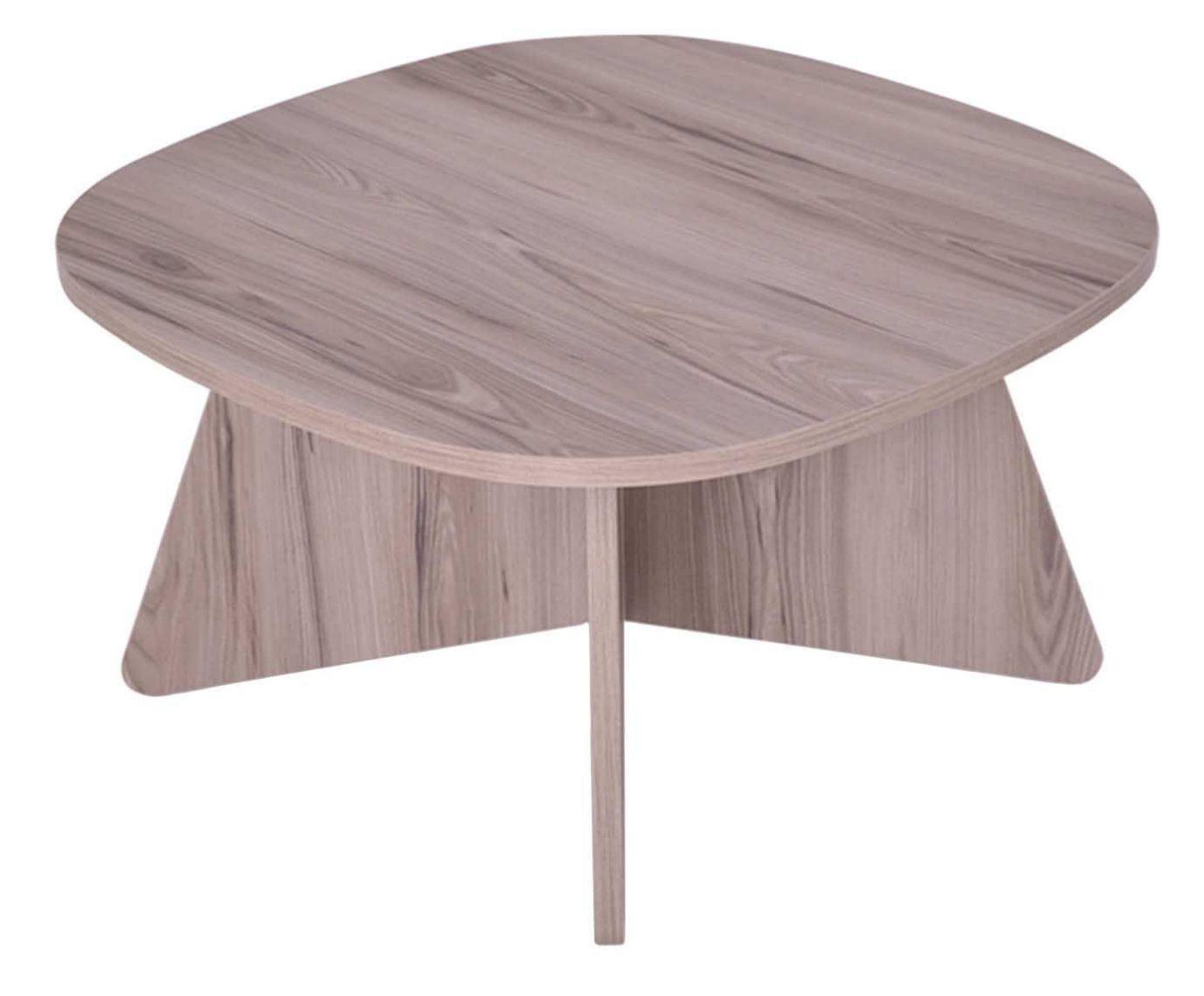 Mesa de Centro Quadra Fleck - 65x65cm   Westwing.com.br