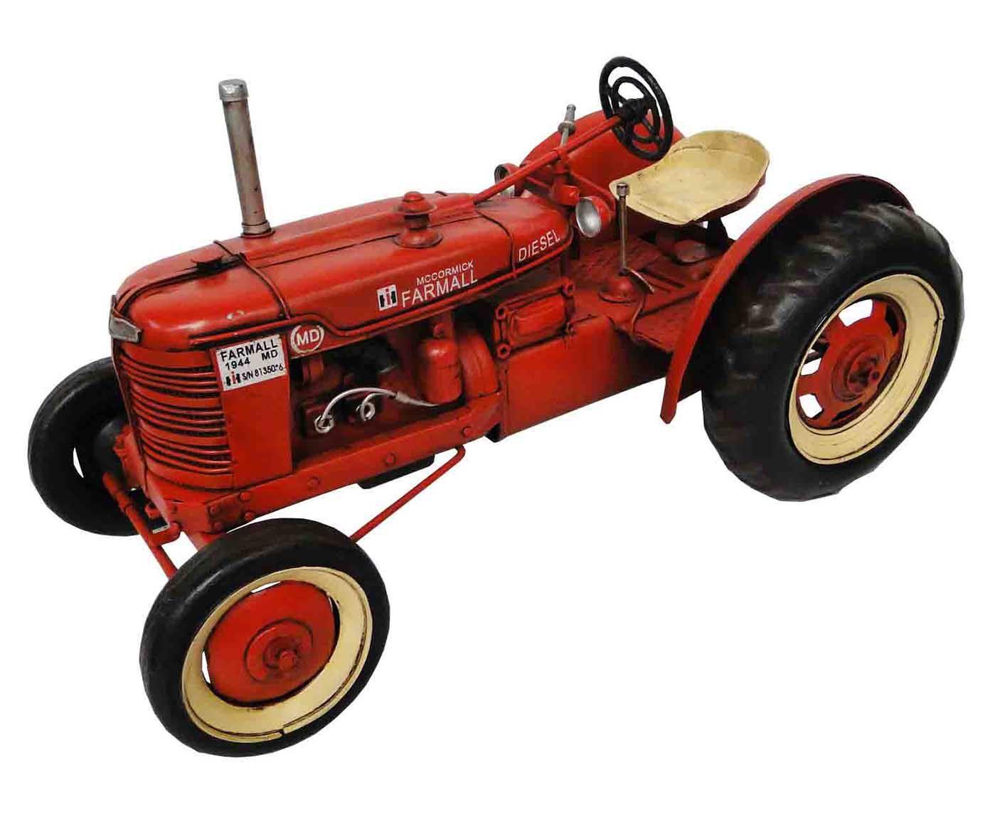 Miniatura Trator Farmall | Westwing.com.br