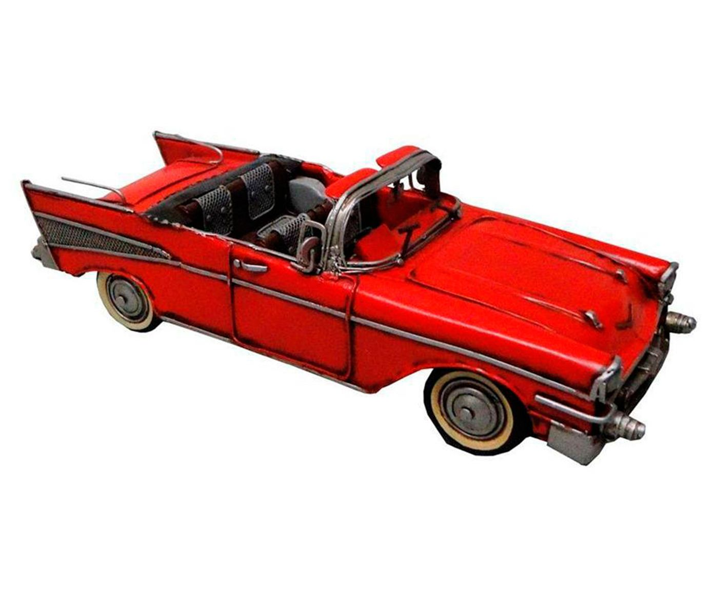 Miniatura Bel Air Nomad 1957 Oldway   Westwing.com.br