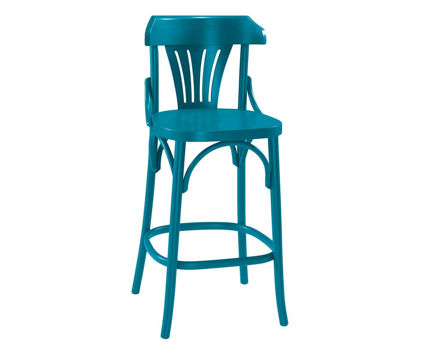 Banqueta Opzione - Azul Claro   Westwing.com.br