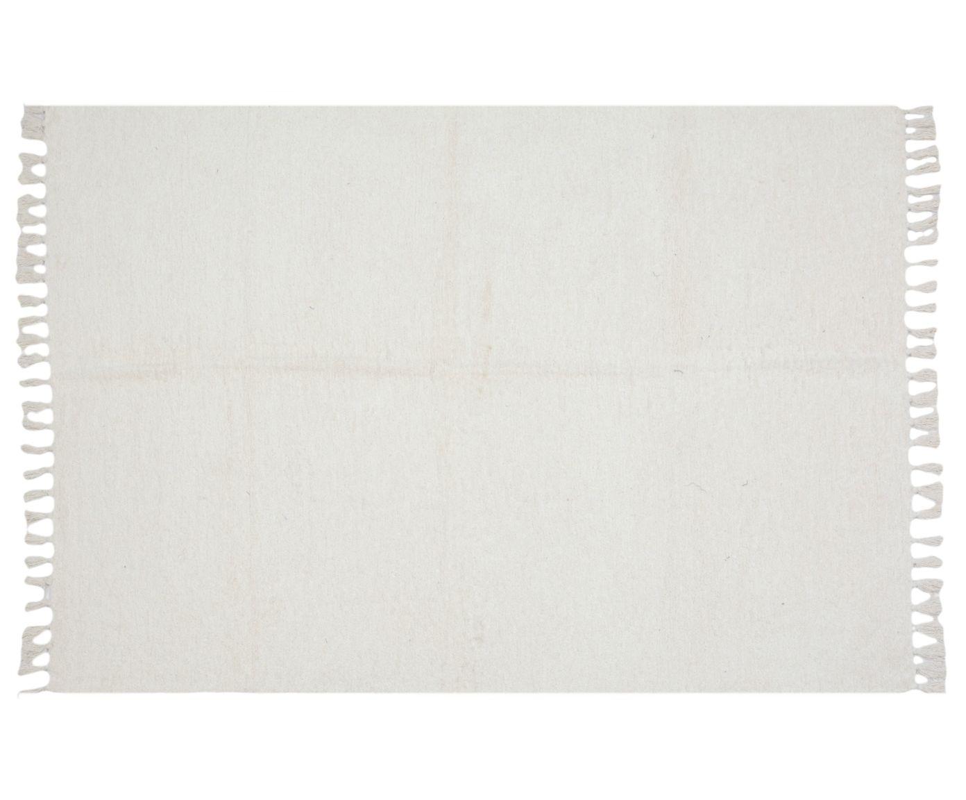 Tapete Rib Branco - –120x180cm | Westwing.com.br