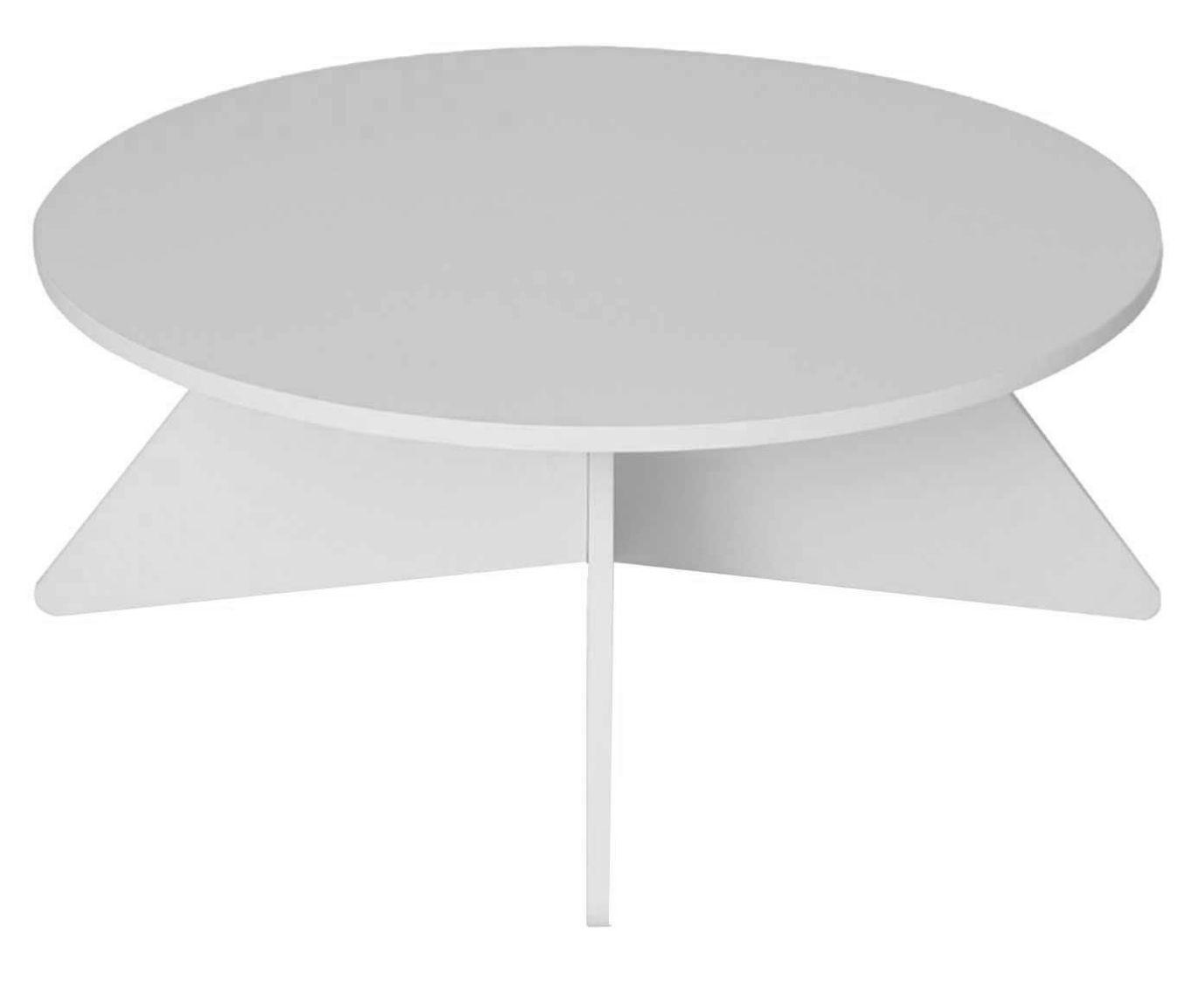 Mesa de Centro Rolo Klar - 88cm | Westwing.com.br