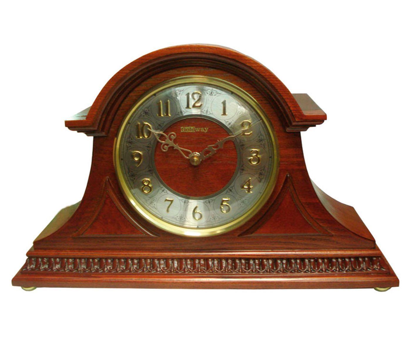 Relógio de Mesa Classic Melody Goldway | Westwing.com.br