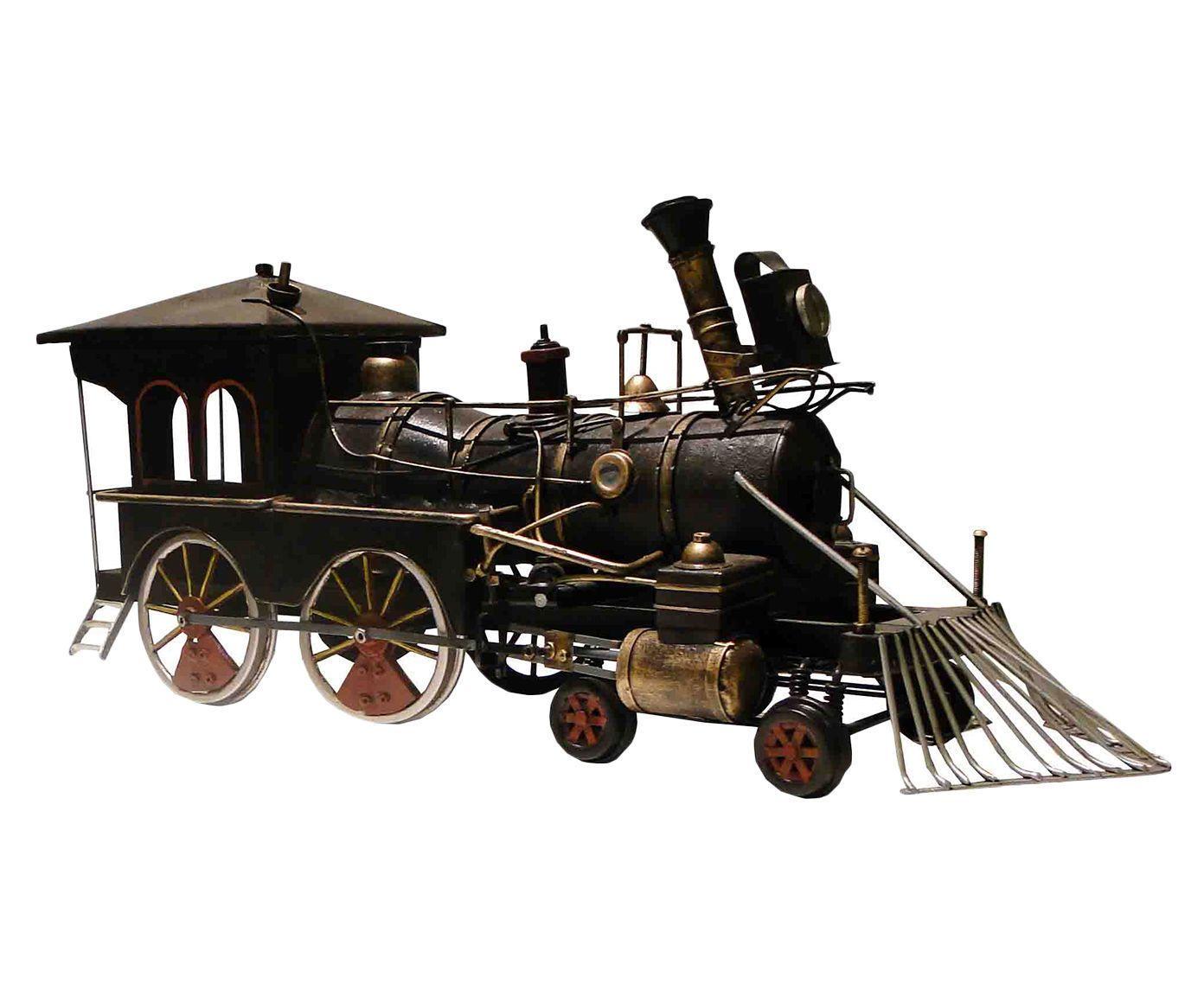 Miniatura Locomotiva American Steam Oldway | Westwing.com.br